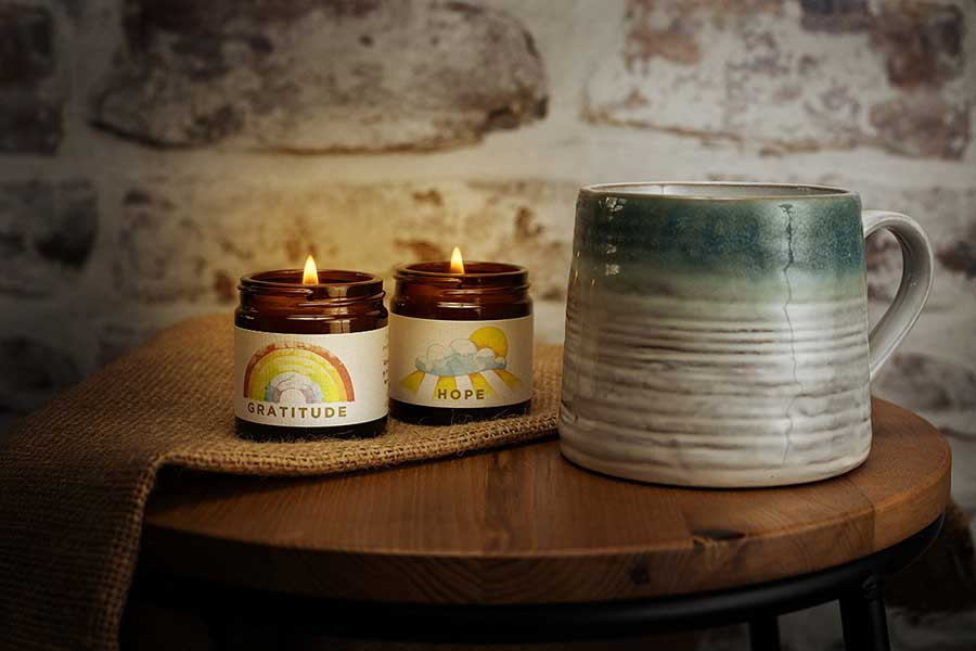 Ruth Mastenbroek, Perfumer London - Hope and Gratitude Candles for Key Workers Post Image
